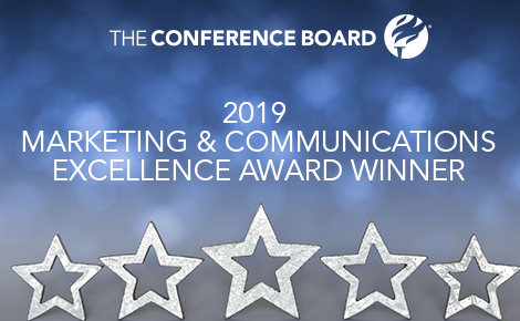 2019 Excellence in Marketing & Communications Award